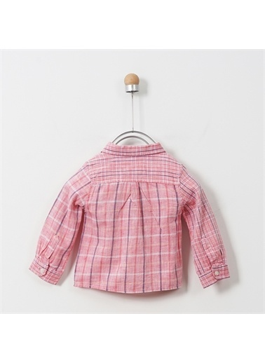 Panço Uzun Kollu Gömlek 19112093100 Kırmızı